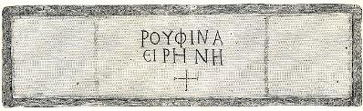 Roufina 2e siècle