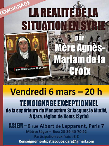 Sr Myriam de la croix-2015