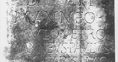 Auteurs païens du Ier siècle et Nouveau Testament