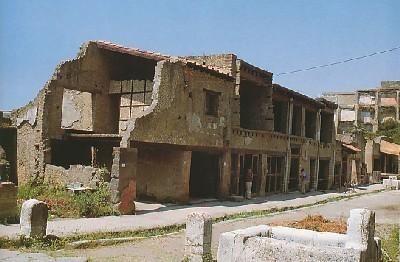 Pompéi-Herculanum, vestiges chrétiens avant 79