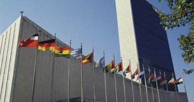 28-30 avril 2016, Nations-Unies: génocide Isis