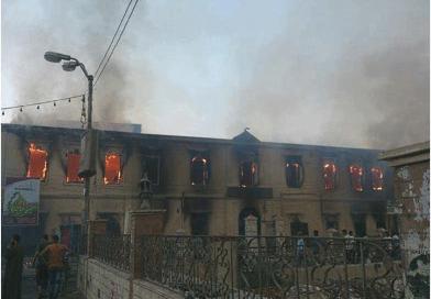 Egypte :  l'idéologie de la haine et de la violence