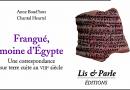 Parution : Un moine copte au 8<I>e</I> siècle