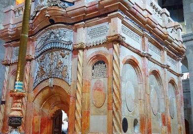 Saint Sépulcre de Jérusalem : fin des travaux