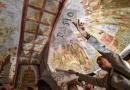 Rome: fresques chrétiennes découvertes (4<I>e</I> siècle)