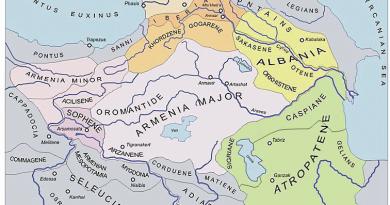 Chrétientés oubliées: l'Albanie du Caucase