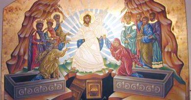 Programme de la Semaine Sainte en diverses Ctés chrétiennes