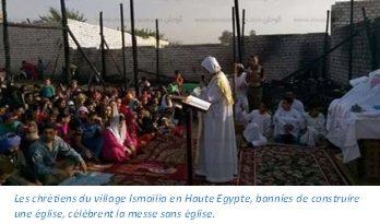<EM>Interview</EM> : la situation des Coptes, toujours précaire?