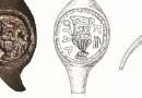 Un anneau gravé (Ponce) »Pilate» retrouvé