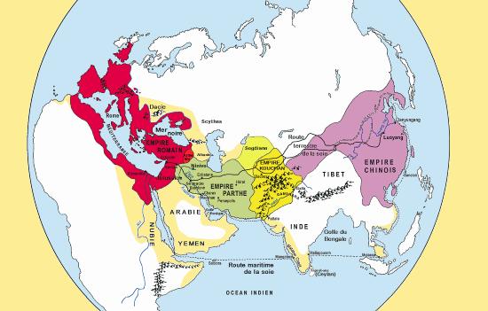 La disparition de l'empire parthe face à l'islam, pourquoi ?