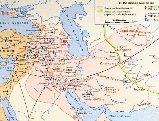 Chrétientés oubliées d'Asie : Afghanistan