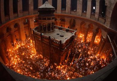L'apparition à Pierre au tombeau vide
