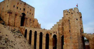 mars 2020: 10<sup>e</sup> année de guerre vue d'Alep (Syrie)