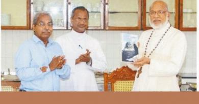Colloque du Kerala sur St Thomas, janvier 2019