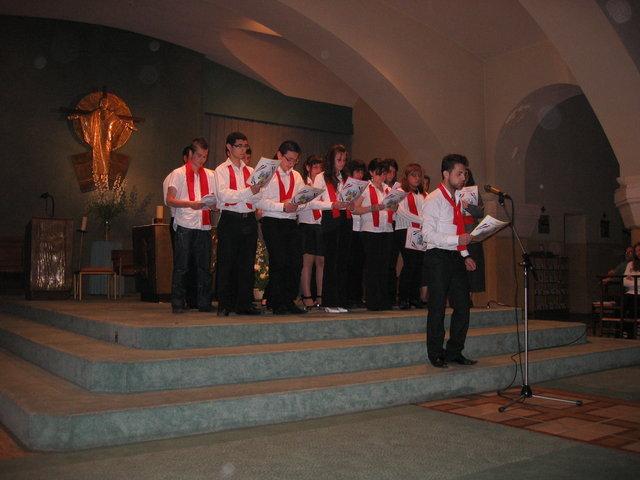 Chorale de l'église chaldéenne