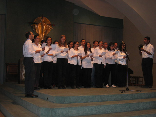 Chorale copte
