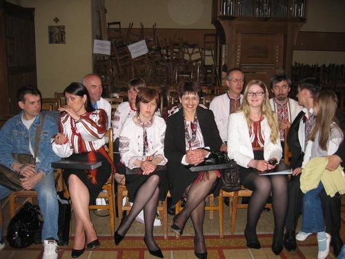 Chorale ukrainienne