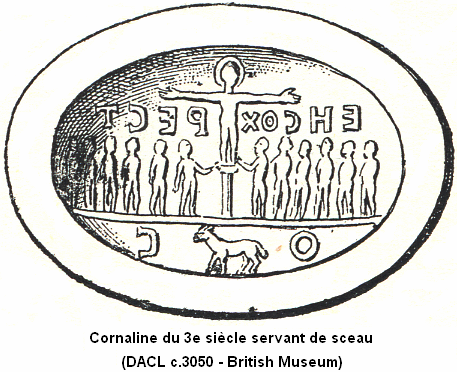 cachet 3e siècle