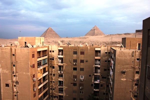 pyramides + Le Caire4