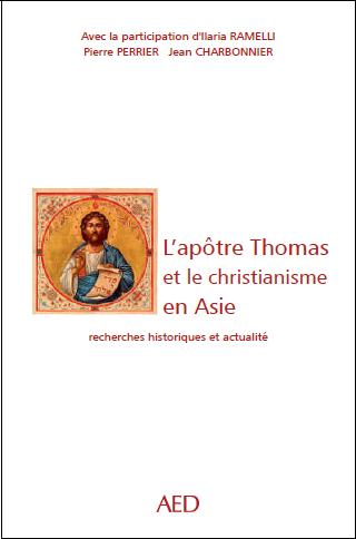 Thomas et le christianisme en Asie couv_I