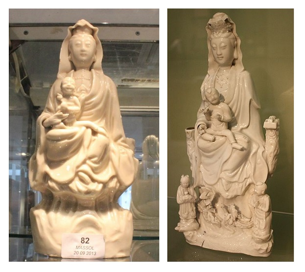 Vierges Guanyin