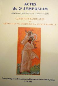 Questions familiales et St Joseph