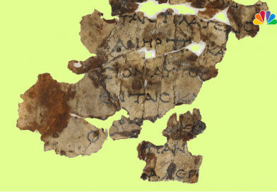 Grotte <B>12</B> de la mer Morte : mss grecs et objets