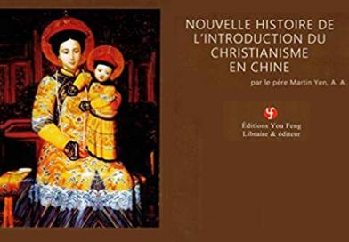 Un extrait de '<I>Introduction du Christianisme en Chine</I>'