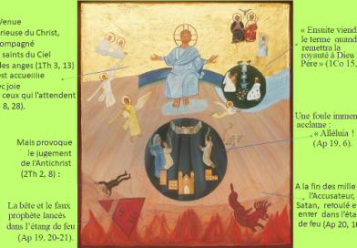 Session 2021 : <EM>L'espérance chrétienne pour ce monde</EM>  – Fr.Breynaert